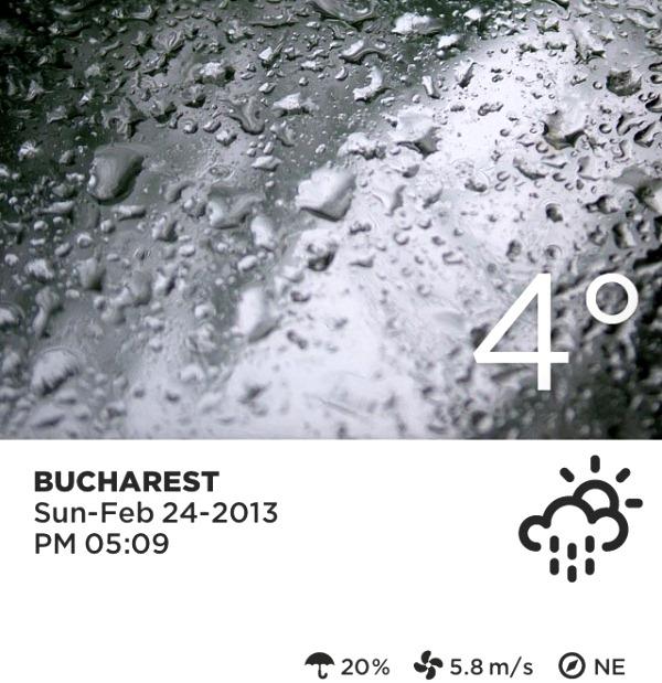 B.sweater weather