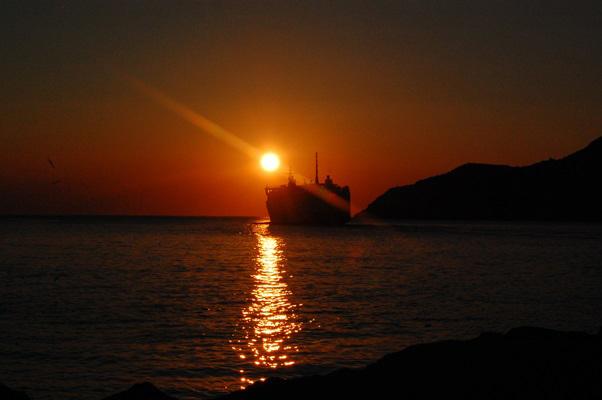 12. sunset