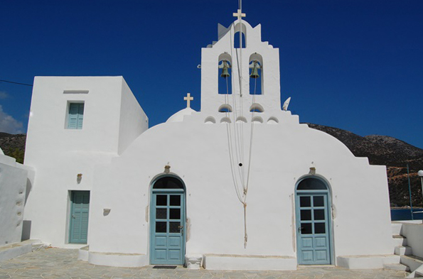 23. beautiful church by the sea