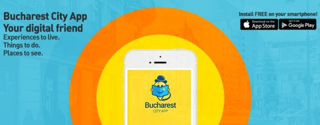 Bucharest city app 640x250